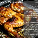 Food & Friends Website