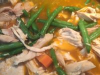 LiveFIT Homemade Chicken & Vegetable Soup